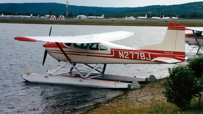 N2778J - Cessna 185A Skywagon - Private