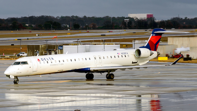 N538CA - Bombardier CRJ-900ER - Delta Connection (Endeavor Air)