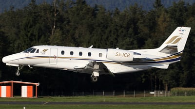 S5-ICR - Cessna 560XL Citation Excel - Ikar Aviation
