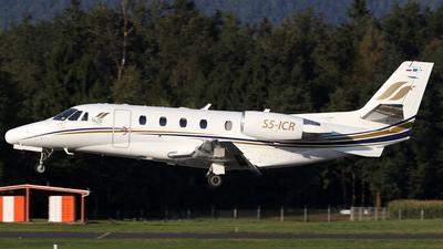 A picture of S5ICR - Cessna 560XL Citation Excel - [5605236] - © Borut