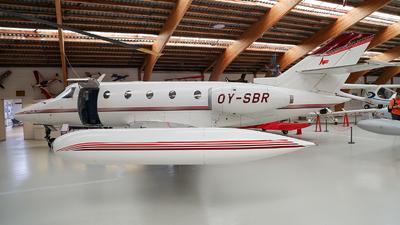 OY-SBR - Aérospatiale SN 601 Corvette - North Flying