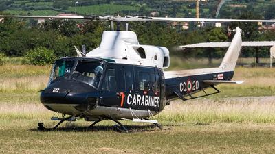 MM81381 - Agusta-Bell AB-412SP - Italy - Arma dei Carabinieri
