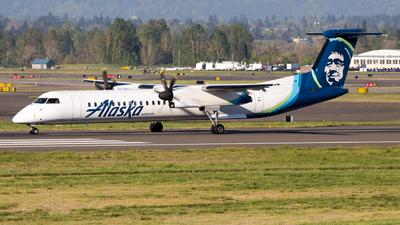 N426QX - Bombardier Dash 8-Q402 - Alaska Airlines (Horizon Air)