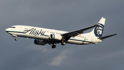 N469AS - Boeing 737-990ER - Alaska Airlines