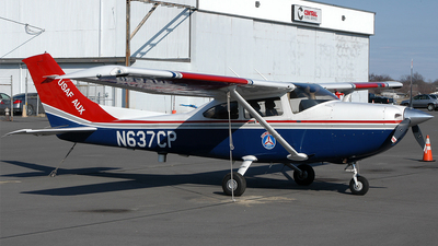 N637CP - Cessna 182T Skylane - United States - US Air Force Civil Air Patrol
