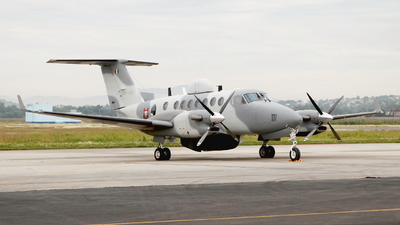 ANX-1193 - Beechcraft B300 King Air 350i - Mexico - Navy