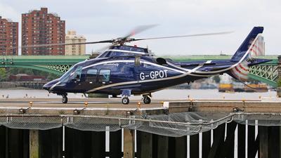 G-GPOT - Agusta-Westland AW-109SP GrandNew - Private