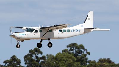 A picture of VHZKG - Cessna 208B Grand Caravan - [208B0712] - © Brenden