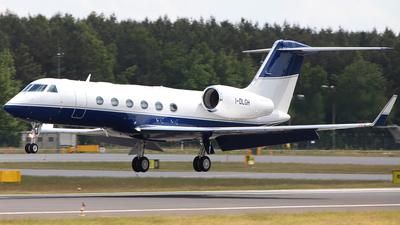 I-DLGH - Gulfstream G450 - Private