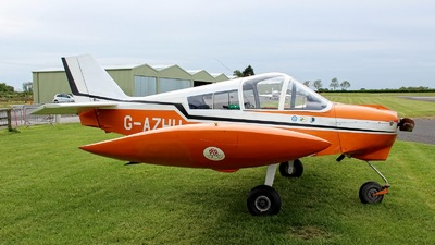 A picture of GAZHH - Squarecraft Cavalier SA.1025 - [PFA 1393] - © Jez-UK
