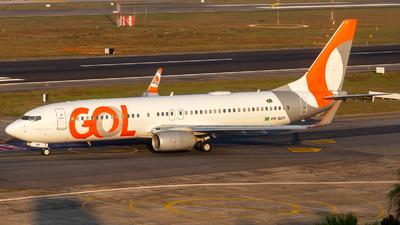 PR-GUY - Boeing 737-8EH - GOL Linhas Aereas