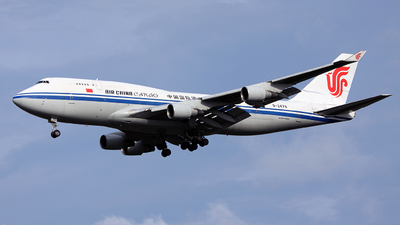 B-2478 - Boeing 747-433(BDSF) - Air China Cargo