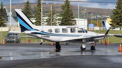A picture of CGSRW - Piper PA31 - [31262] - © Guy Langlois