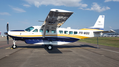 PR-WBS - Cessna 208B Grand Caravan EX - Private