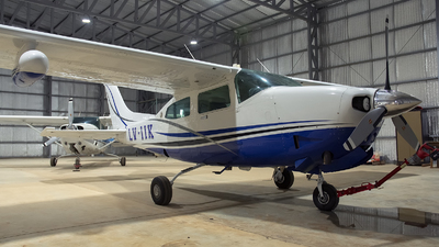 LV-IIK - Cessna T210N Turbo Centurion II - Private