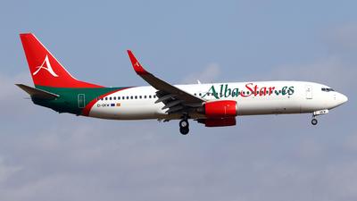 EI-GKW - Boeing 737-809 - AlbaStar