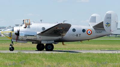 F-AZKT - Dassault MD.311 Flamant - Dassault Passion