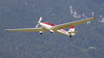 HB-2451 - M D Flugzeugbau Samburo AVO68-R 115 - Private