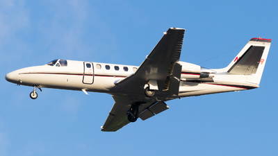 N823VR - Cessna 560 Citation Encore - Private