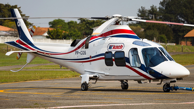 PP-COS - Agusta A109S Grand - Private