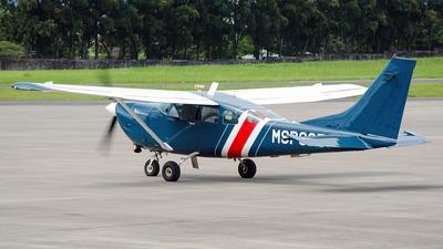 MSP005 - Cessna TU206G Turbo Stationair - Costa Rica - Ministry of Public Security