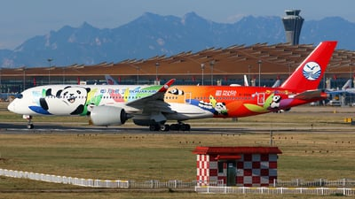 B-304N - Airbus A350-941 - China Eastern Airlines
