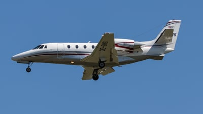 OE-GWS - Cessna 560XL Citation XLS Plus - International Jet Management