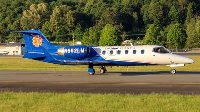 N552LM - Bombardier Learjet 31A - LifeMed Alaska
