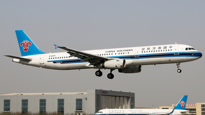 B-6379 - Airbus A321-231 - China Southern Airlines