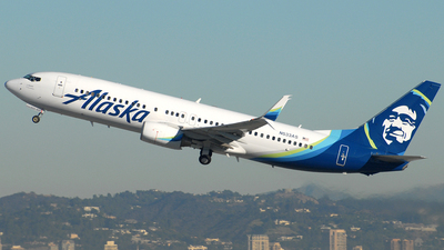 N533AS - Boeing 737-890 - Alaska Airlines