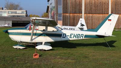 D-EHBA - Reims-Cessna F172G Skyhawk - Private
