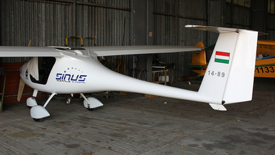 14-89 - Pipistrel Sinus 912 - Private