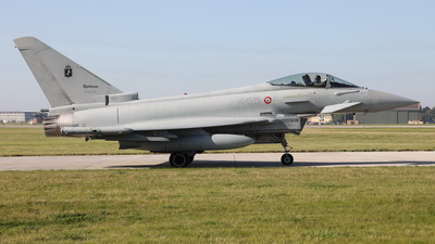 MM7311 - Eurofighter Typhoon EF2000 - Italy - Air Force