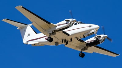 N505J - Beechcraft 200 Super King Air - Global Geo Survey