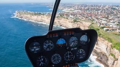 VH-YNY - Robinson R44 Raven II - Private