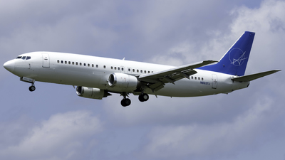 N803TJ - Boeing 737-45D - iAero Airways