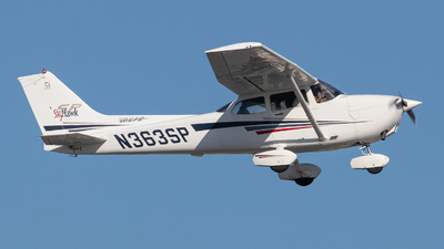N363SP - Cessna 172S Skyhawk SP - Private