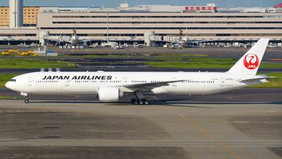JA743J - Boeing 777-346ER - Japan Airlines (JAL)