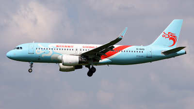 B-8451 - Airbus A320-214 - Loong Air