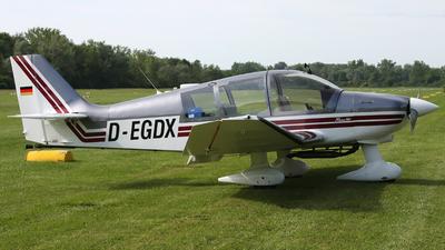 D-EGDX - Robin DR400/180R Remorqueur - Segelfliegergruppe Tannheim
