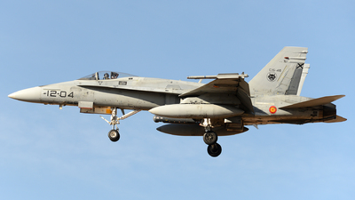 C.15-46 - McDonnell Douglas EF-18M Hornet - Spain - Air Force