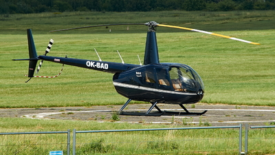 OK-BAD - Robinson R44 Raven II - Alpha Aviation