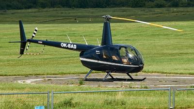 A picture of OKBAD - Robinson R44 Raven II - [14300] - © JakkoFly