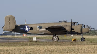 N3675G - North American B-25J Mitchell - Private