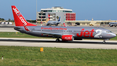 A picture of GJZBN - Boeing 7378MG - Jet2 - © Matthew.S