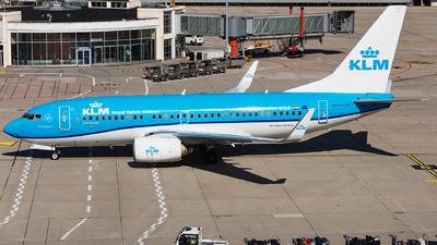 PH-BGK - Boeing 737-7K2 - KLM Royal Dutch Airlines