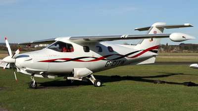 G-CITW - Extra 400 - Private
