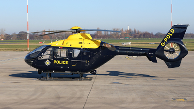 G-POLD - Eurocopter EC 135T2 - United Kingdom - Police