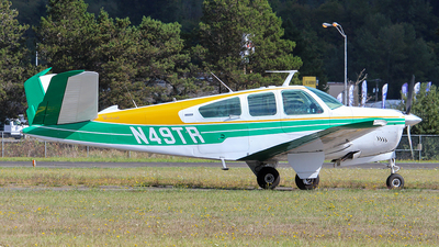 N49TR - Beechcraft V35B Bonanza - Private