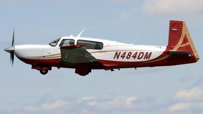 N484DM - Mooney M20TN Acclaim - Private